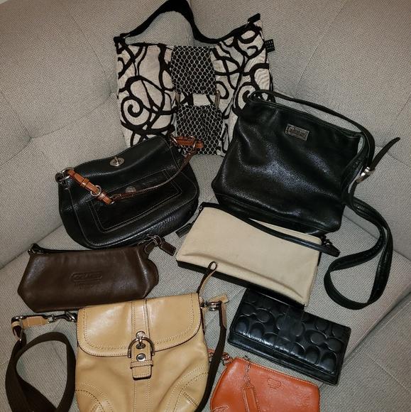 Coach Handbags - Purses
